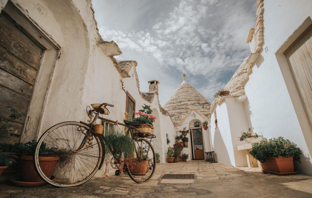 """Alberobello il paese dei Trulli """"Reportage"""""""
